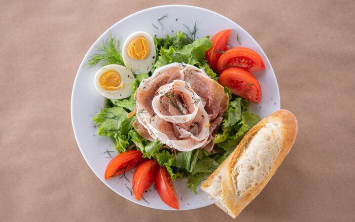 Prosciutto-Salad
